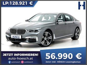 BMW 730d M-Sport Aut. bei Autohaus Hösch GmbH in