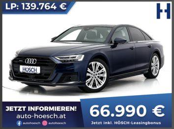 Audi A8 50 TDI quattro Sport Aut. bei Autohaus Hösch GmbH in