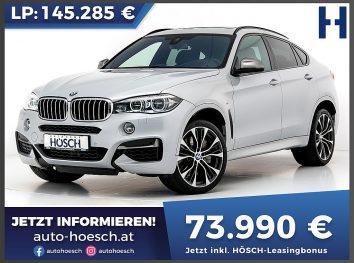 BMW X6 M50d xDrive Aut. bei Autohaus Hösch GmbH in
