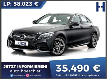 Mercedes-Benz C 220d 4Matic AMG Line Aut. bei Autohaus Hösch GmbH in