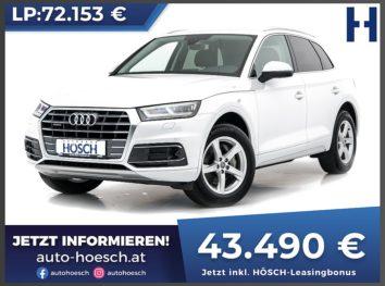 Audi Q5 2.0 TDI quattro Sport Aut. bei Autohaus Hösch GmbH in