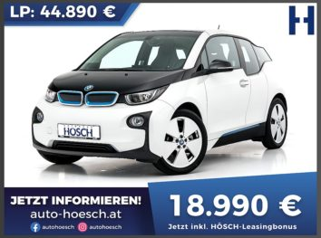 BMW i3 eDrive 94Ah Aut. bei Autohaus Hösch GmbH in