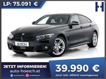 BMW 430d xDrive Gran Coupe M Sport Aut. bei Autohaus Hösch GmbH in