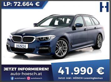 BMW 520d xDrive Touring M Sport Aut. bei Autohaus Hösch GmbH in