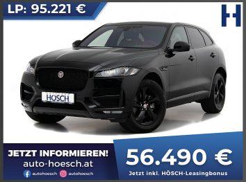 Jaguar F-Pace 30d AWD R-Sport Aut. bei Autohaus Hösch GmbH in