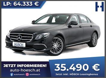 Mercedes-Benz E 220d Avantgarde Aut. bei Autohaus Hösch GmbH in