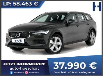 Volvo V60 Cross Country D4 AWD Aut. bei Autohaus Hösch GmbH in