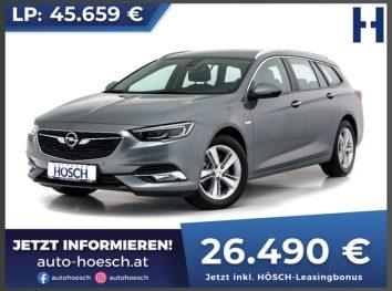 Opel Insignia 2.0 CDTI Sports Tourer Innovation bei Autohaus Hösch GmbH in