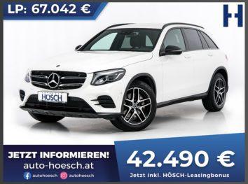 Mercedes-Benz GLC 220d 4Matic AMG Line Aut. bei Autohaus Hösch GmbH in