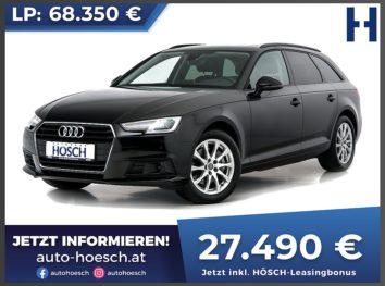 Audi A4 Avant 2.0 TDI quattro Aut. bei Autohaus Hösch GmbH in