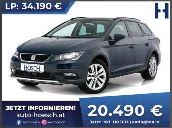 Seat Leon ST X-Perience 1,6 TDI CR 4Drive bei Autohaus Hösch GmbH in