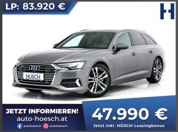 Audi A6 Avant 40 TDI quattro Sport S-Line Aut. bei Autohaus Hösch GmbH in
