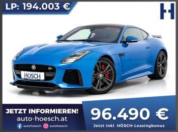 Jaguar F-Type SVR V8 Coupe AWD Aut. bei Autohaus Hösch GmbH in