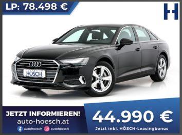 Audi A6 50 TDI quattro Sport Aut. bei Autohaus Hösch GmbH in
