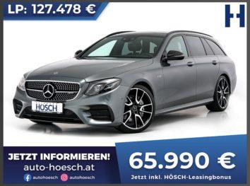 Mercedes-Benz E 43 AMG T 4Matic Aut. bei Autohaus Hösch GmbH in