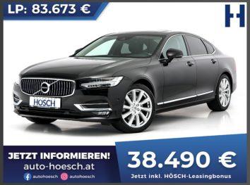 Volvo S90 D5 AWD Inscription Aut. bei Autohaus Hösch GmbH in