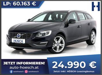 Volvo V60 D4 AWD Summum Aut. bei Autohaus Hösch GmbH in