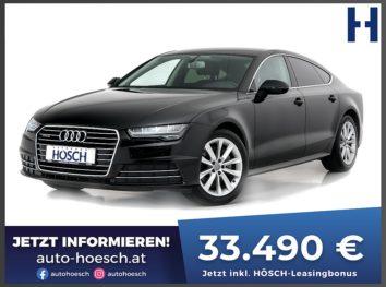 Audi A7 Sportback 2.0 TFSI quattro Aut. bei Autohaus Hösch GmbH in